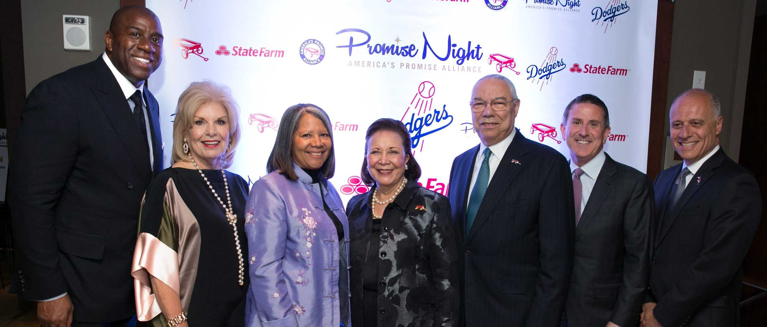 2016 Promise Night Honorees, America's Promise