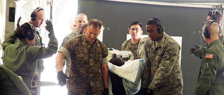 PBS Military Medicine