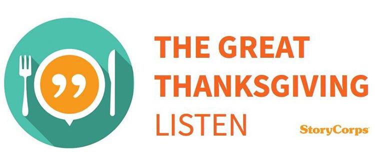Great Thanksgiving Listen