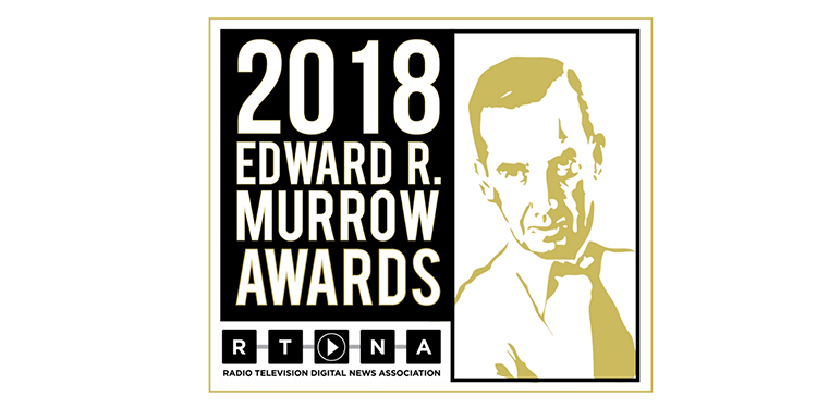 2018 Murrow Awards