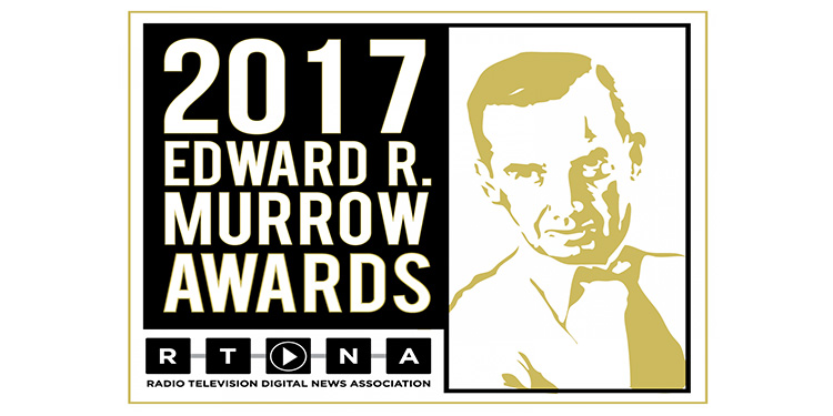 Murrow Awards 2017