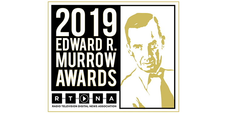 RTDNA National Murrow Awards