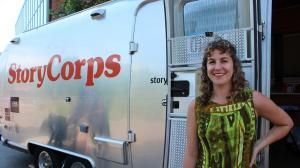 The MobileBooth with MobileBooth Manager Stacey Todd