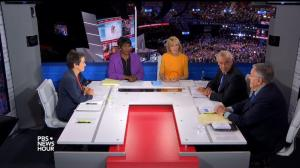 Election 2016 PBS/NPR Collaboration at Convention