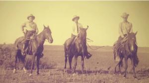 Las Norias Ranch Bandit raid, October 8, 1915; courtesy of Robert Runyan