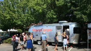 StoryCorps Mobile Tour, Sacramento, CA