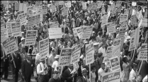 March on Washington Thematic Programming