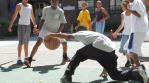 Doin' It in the Park: Pick-Up Basketball NYC
