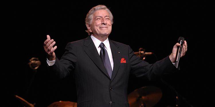 Tony Bennett, Photo by Larry Busacca