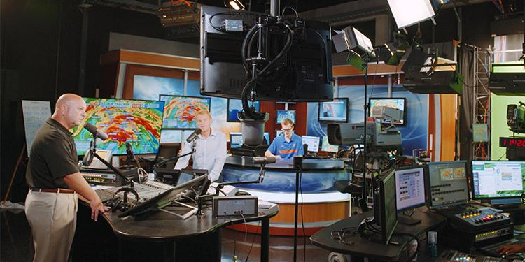 FPREN provided multimedia coverage of Hurricane Irma across Florida