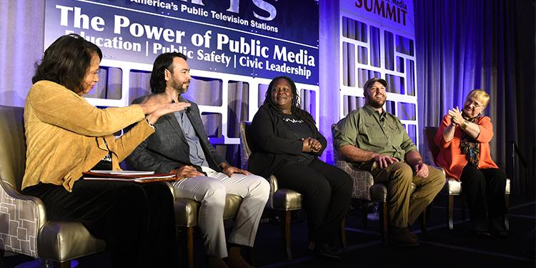 Homegrown Heroes at the APTS Summit