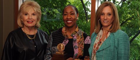 2016 Ralph Lowell Award Jennifer Lawson