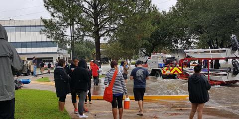 Houston Public Media responds to Hurricane Harvey