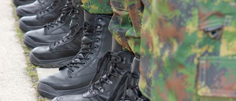 Soldiers - Boots