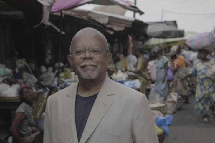 Henry Louis Gates, Jr. explores the Dantokpa Market, one of the largest in the city of Cotonou, located in the West African nation of Benin. Credit: Nutopia Limited