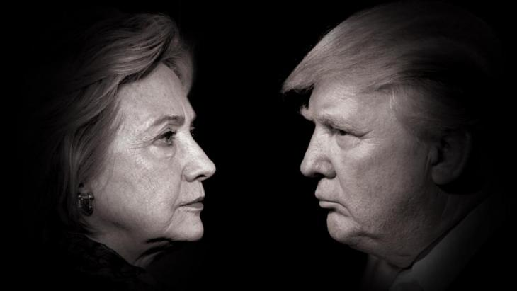 The Choice 2016 investigates formative moments in Donald Trump and Hillary Clinton's lives through interviews with those who know them best. Credit: PBS