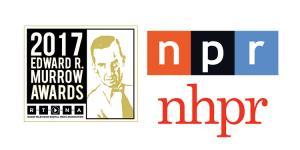 2017 National Murrow Award winners