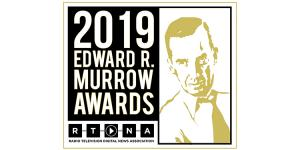 RTDNA National Murrow Awards