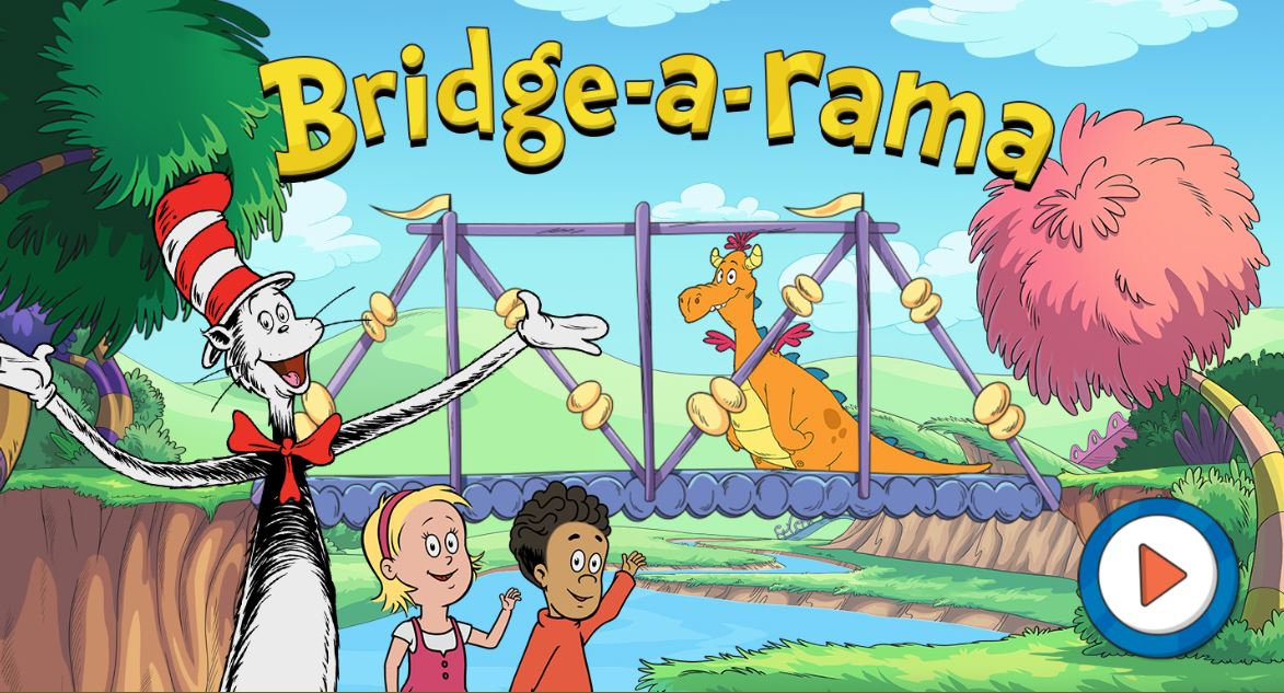 The Cat in the Hat Knows a Lot About That! Bridge-a-rama
